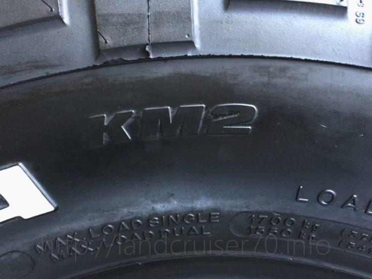 BFグッドリッチ MT 285/75R16