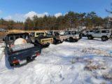 雪ある?スノーチャレンジ参加レポート RV-PARK主催 2020.2.23
