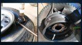 ホイールからタイヤをDIYで外した方法(タイヤは廃棄前提)16インチ 265/70R16