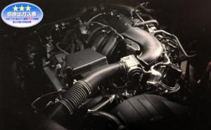 ランクル70カタログのエンジン