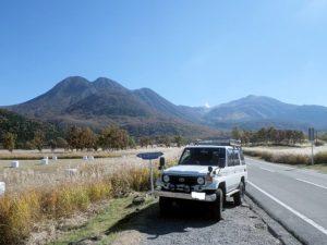 ランクル70で九州車中泊旅行