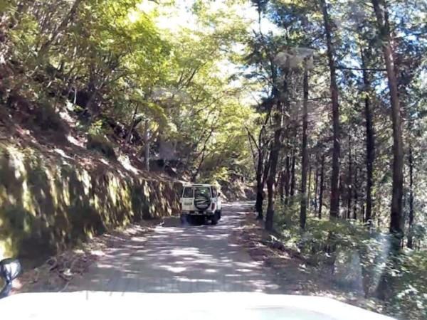 アウトドアパークブロンコへの道程