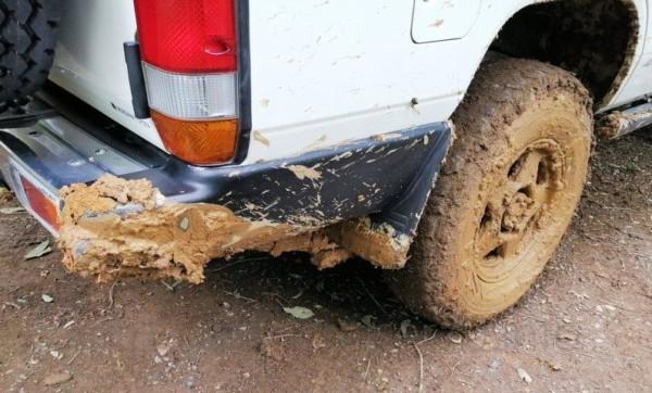 泥遊び後の車メンテナンス方法 by アウトドアパークブロンコ竹村さん